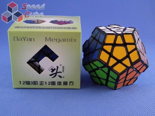 DaYan Megaminx CR Czarna