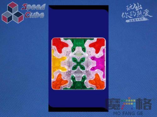 QiYi Gear Transparent Cylinder Taile
