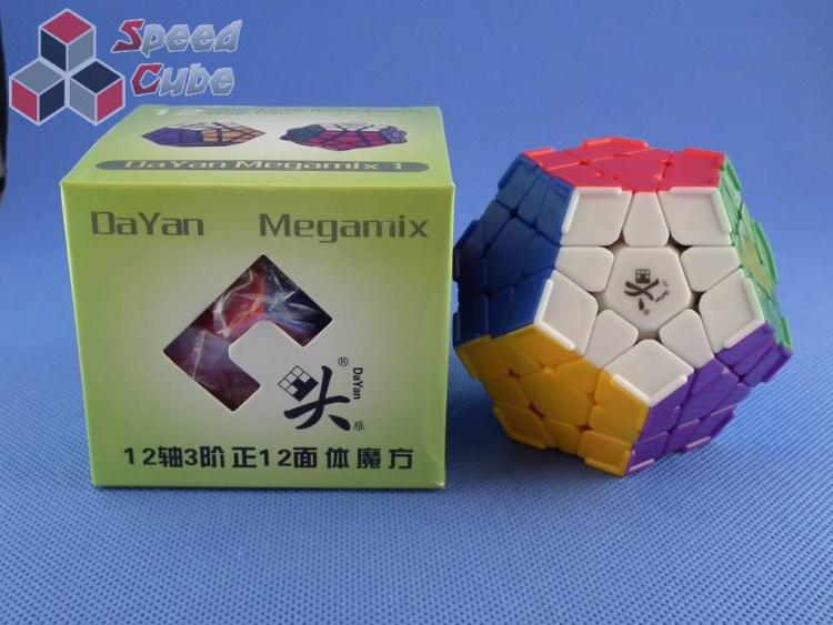 DaYan Megaminx CR Kolorowa
