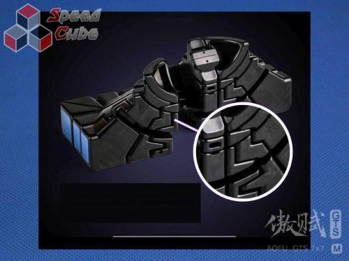 MoYu AoFu GTS M 7x7x7 Czarna