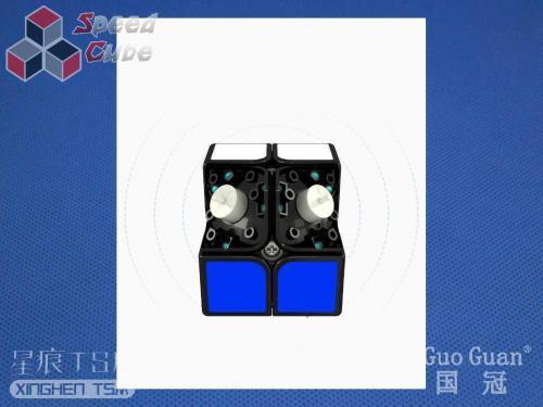 GuoGuan Xinghen TSM 2x2x2 Black