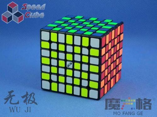MoFangGe QiYi 7x7x7 WuJi Biała