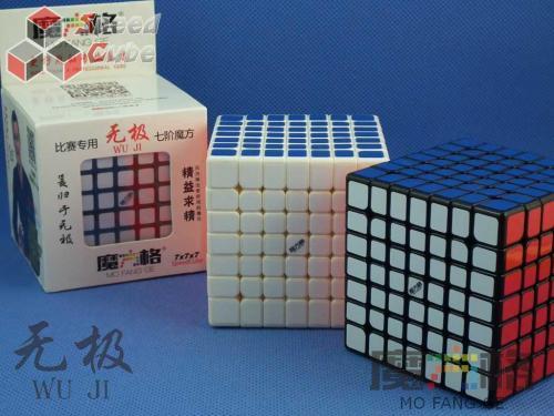 MoFangGe QiYi 7x7x7 WuJi Czarna