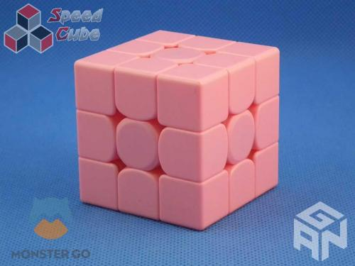 GAN Monster Go Cloud 3x3x3 Pink