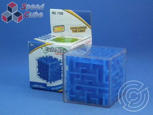 Labirynt 3D Cube Blue