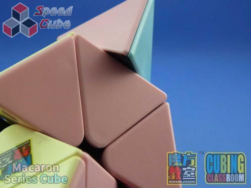 MoFang JiaoShi Meilong Pyraminx Macaron