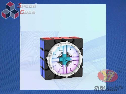 YongJun MGC 4x4x4 Magnetic Black