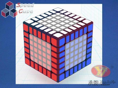 YongJun MGC 7x7x7 Magnetic Stickerless
