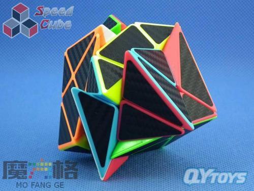 QiYi Carbon Fiber Axis Kolorowa