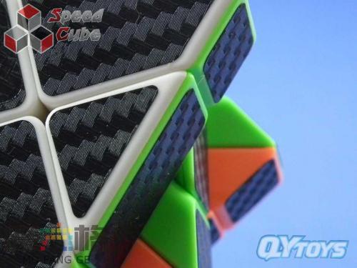 QiYi Carbon Fiber Fisher Kolorowa