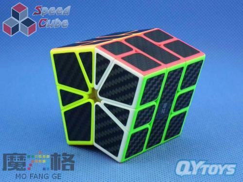 QiYi Carbon Fiber SQ-1 Kolorowa