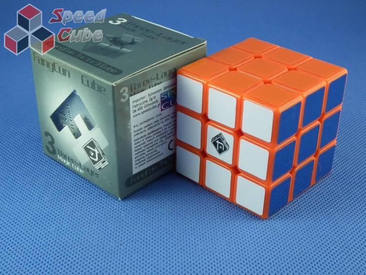 Fangcun 3x3x3 Pomarańczowa