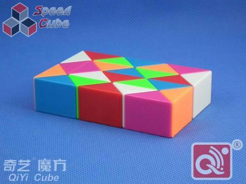 QiYi Magic Snake 24 Rainbow