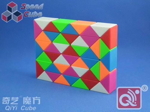 QiYi Magic Snake 48 Rainbow