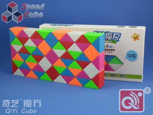 QiYi Magic Snake 72 Rainbow