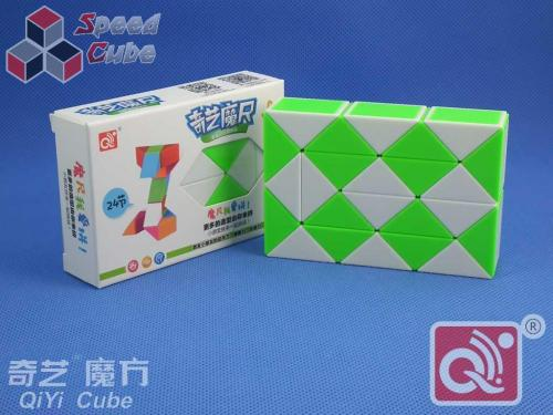 QiYi Magic Snake 24 Green
