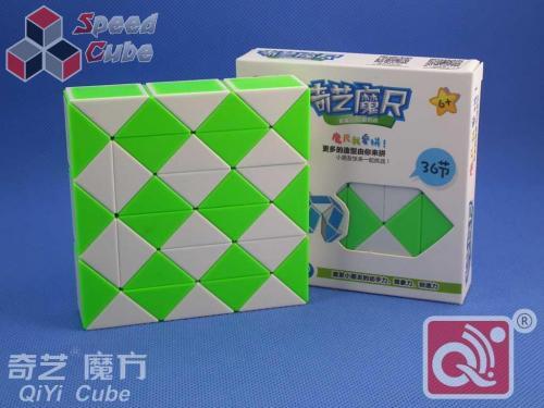 QiYi Magic Snake 36 Green