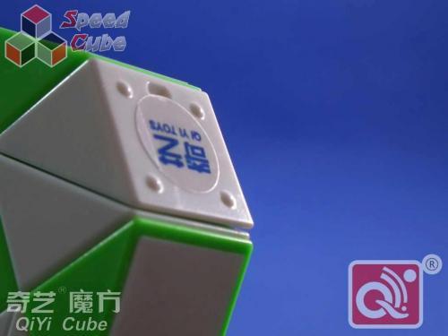 QiYi Magic Snake 48 Green
