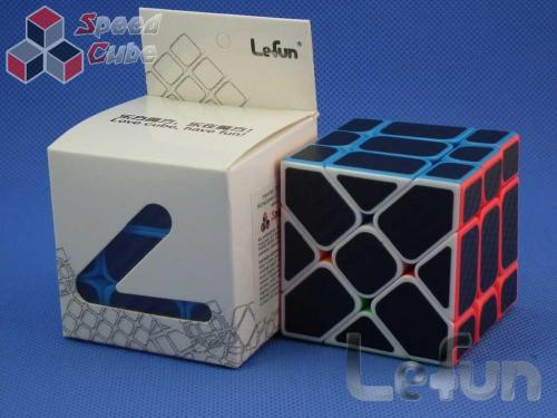 LeFun Fisher Carbon Stickers