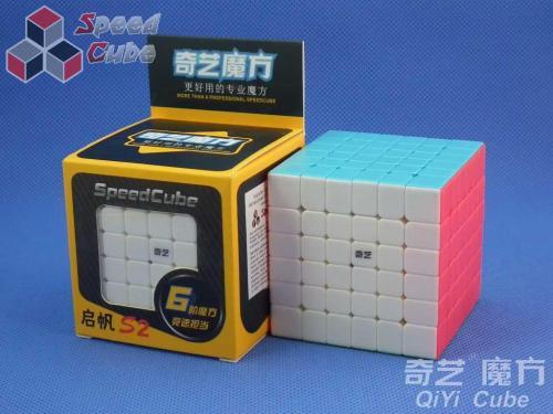 QiYi QiFan S2 6x6x6 Kolorowa