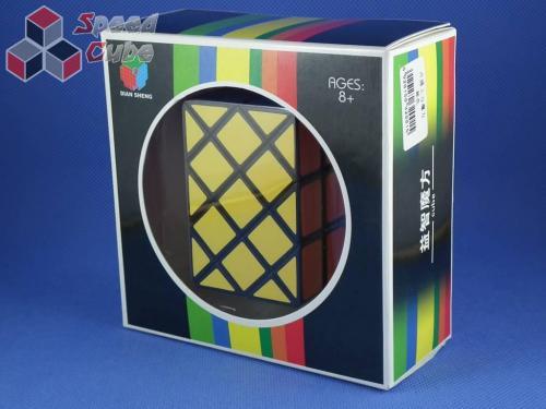 DianSheng Case Cube Czarna