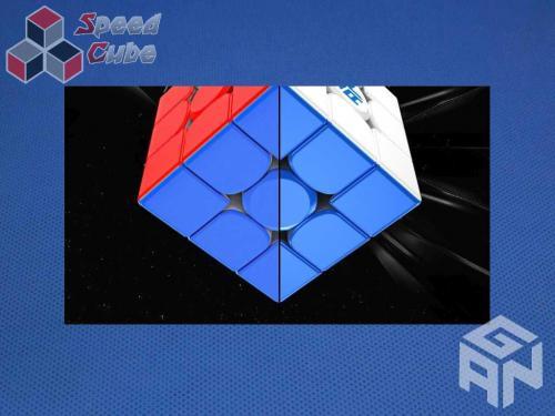 GAN 11 M PRO 3x3x3 Frosted Black