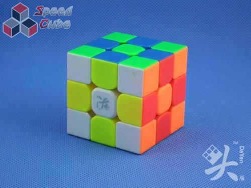 DaYan GuHong 3x3x3 V4 M Kolorowa