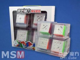 QiYi MS Magnetic Cube Set Stickerless