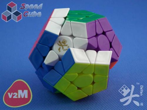 DaYan Megaminx V2 Magnetic Stickerless