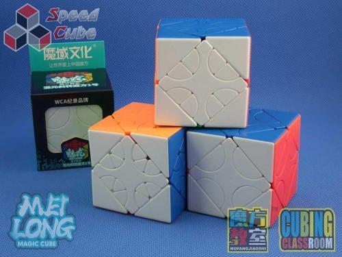 MFJS MeiLong HunYuan Oblique Turning V3 Cube