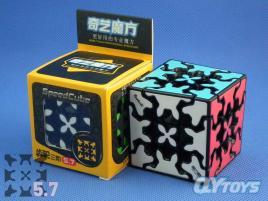 QiYi Gear 3x3x3 5.7 Taile
