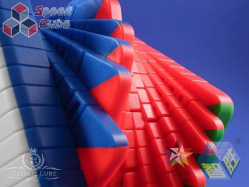YuXin HuangLong 12x12x12 Kolorowa