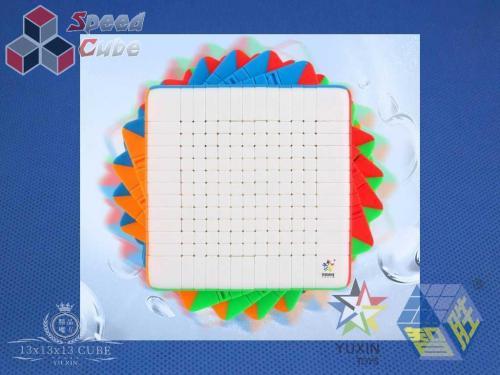 YuXin HuangLong 13x13x13 Kolorowa