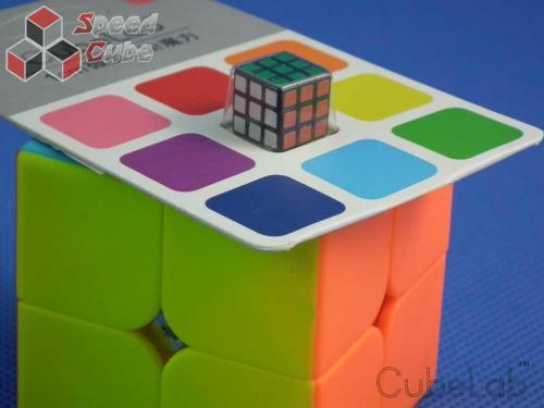 Cube Lab 3x3x3 Mini 1 cm Black