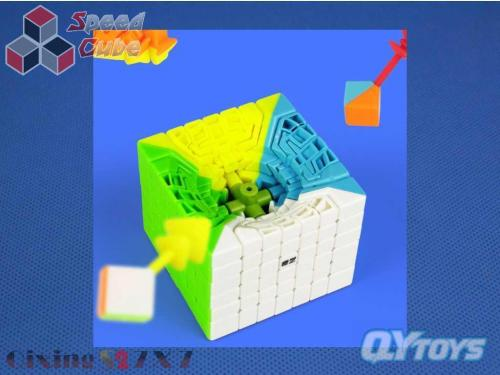 QiYi QiXing S2 7x7x7 Stickerless