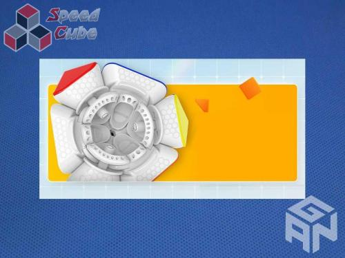 GAN Skewb M Standard Stickerless