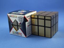 ShengSahou Mirror 3x3x3 Złoty
