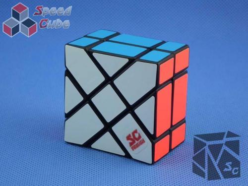 PROLISH Fisher 3x3x2 Black