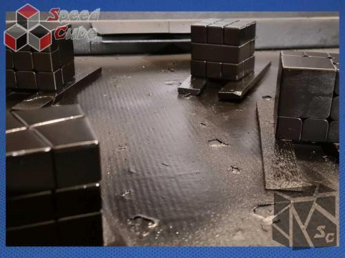 PROLISH Slim Mirror 3x3x3 Black