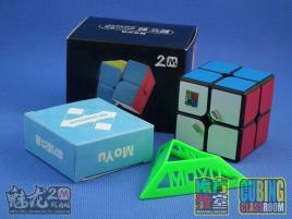 MoFang JiaoShi MeiLong 2M Magnetic Czarna