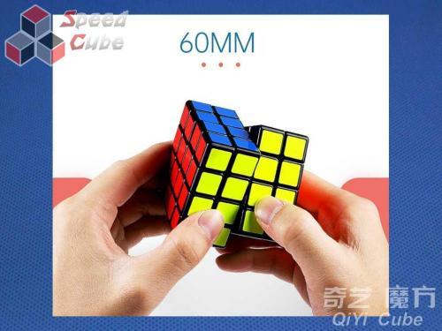 QiYi QiYuan W2 4x4x4 Czarna