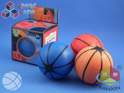 FanXin Basketball Cube 3x3x3 Red