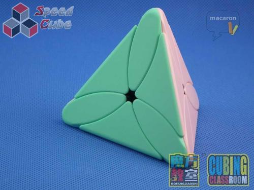 MoFang JiaoShi Maple Leaf Pyramid