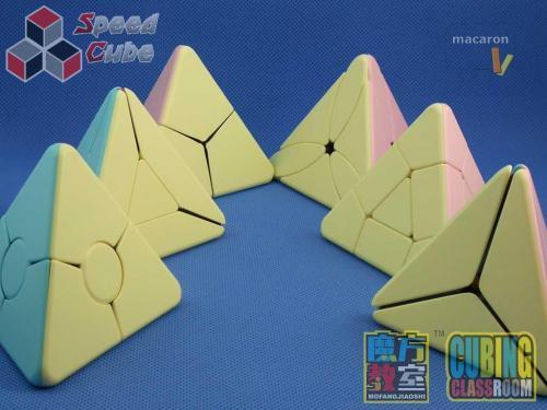MoFang JiaoShi Triangle Pyramid