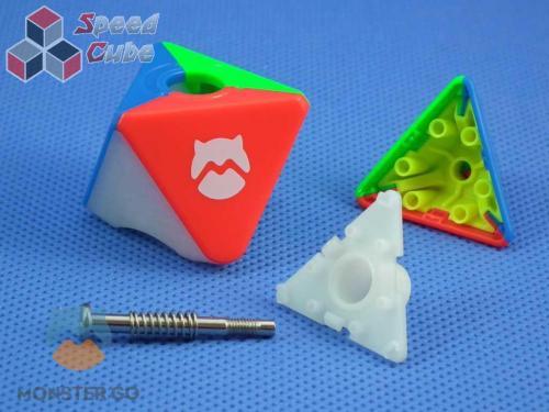 GAN Monster Go Pyraminx Stickerless