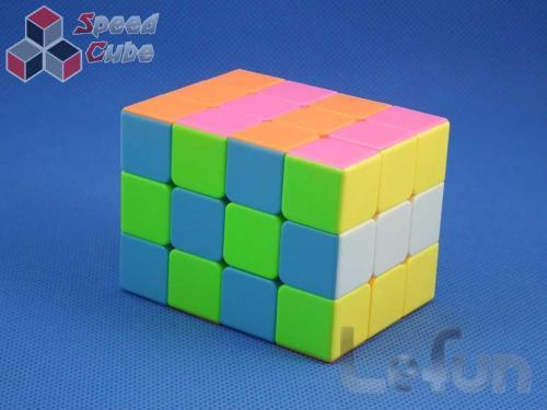 LeFun 3x3x4 Stickerless Pink