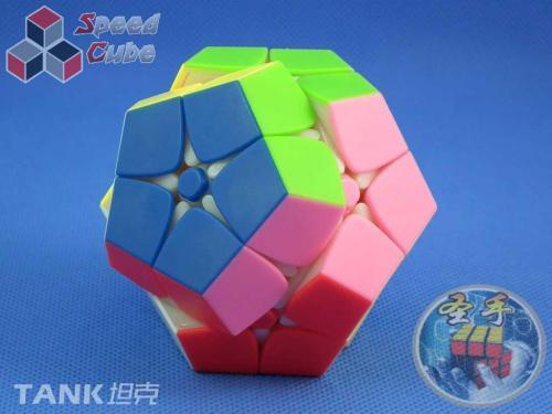 ShengShou Megaminx 2x2 TANK Kolorowa