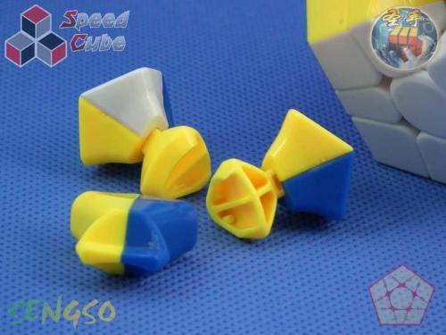 SengSo Mr. M Megaminx Stickerless