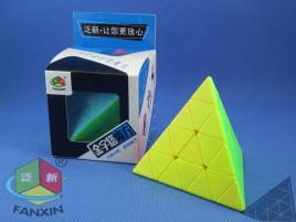 FanXin Master Pyraminx 4x4 Stickerless