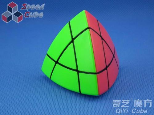 QiYi JIng's Pyraminx Corner Stickerless